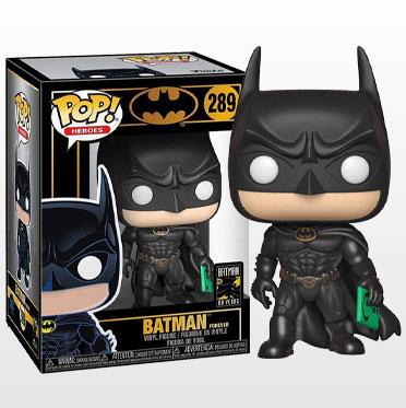 POP! 『バットマン80周年』バットマン(映画『バットマン フォーエヴァー』版)[ファンコ]《在庫切れ》