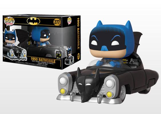 POP! 『バットマン80周年』バットモービル(1950年代版)[ファンコ]《在庫切れ》