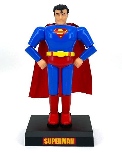 『レトロマン』 ダイキャストアクションフィギュアシリーズ RM#002 スーパーマン[ペンギングッズ]《在庫切れ》