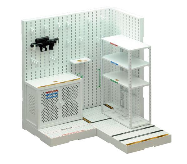 リトルアーモリー[LD027]武器室A 1/12 プラモデル[トミーテック]《発売済・在庫品》