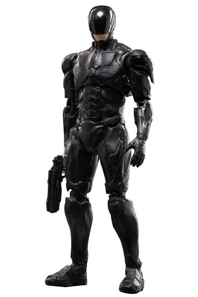 ロボコップ2014 1/18 アクションフィギュア ロボコップ ブラック[ハイヤトイズ]《発売済・在庫品》