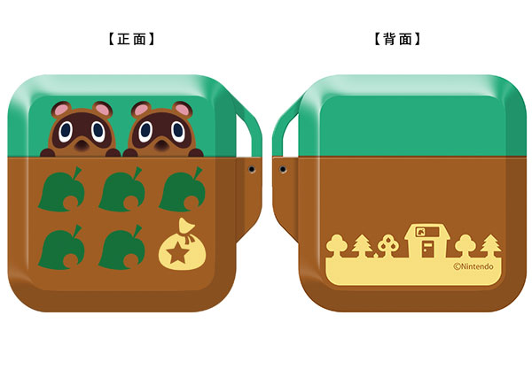 CARD POD COLLECTION for Nintendo Switch (どうぶつの森)Type-A[キーズファクトリー]《03月予約》