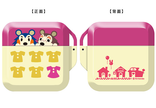 CARD POD COLLECTION for Nintendo Switch (どうぶつの森)Type-C[キーズファクトリー]《03月予約》