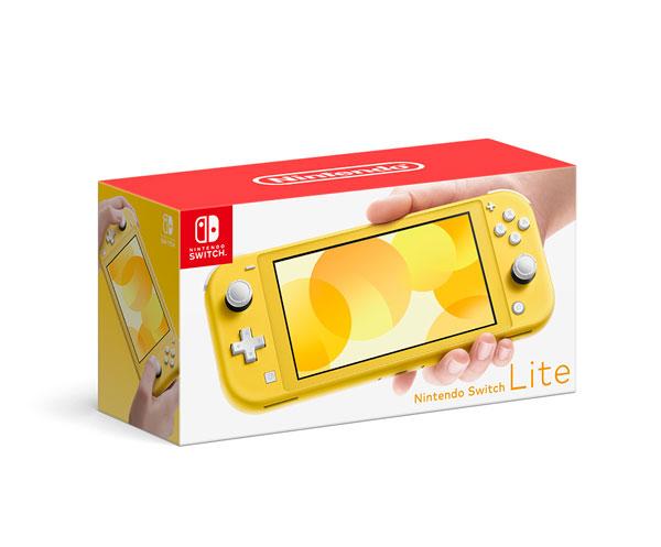 Nintendo Switch Lite イエロー[任天堂]【送料無料】《在庫切れ》