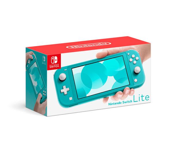 Nintendo Switch Lite ターコイズ[任天堂]【送料無料】《発売済・在庫品》
