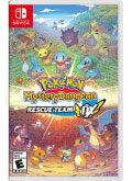 Nintendo Switch 北米版 Pokemon Mystery Dungeon Rescue Team Dx[任天堂]《在庫切れ》