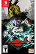 Nintendo Switch 北米版 My Hero One's Justice 2[バンダイナムコ]《03月予約》