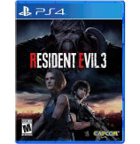 PS4 北米版 Resident Evil 3[カプコン]《在庫切れ》