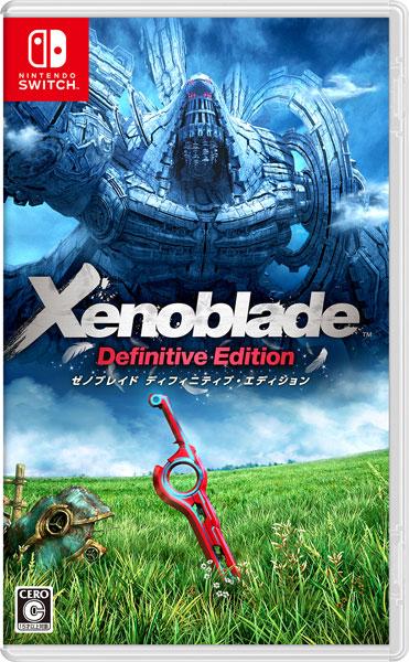 Nintendo Switch Xenoblade Definitive Edition[任天堂]【送料無料】《発売済・在庫品》