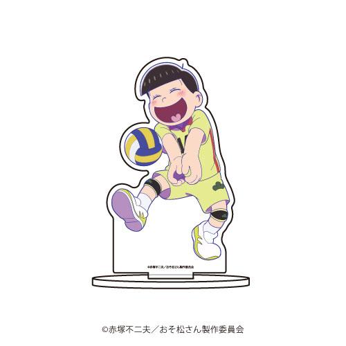 キャラアクリルフィギュア「おそ松さん」05/十四松[A3]《在庫切れ》