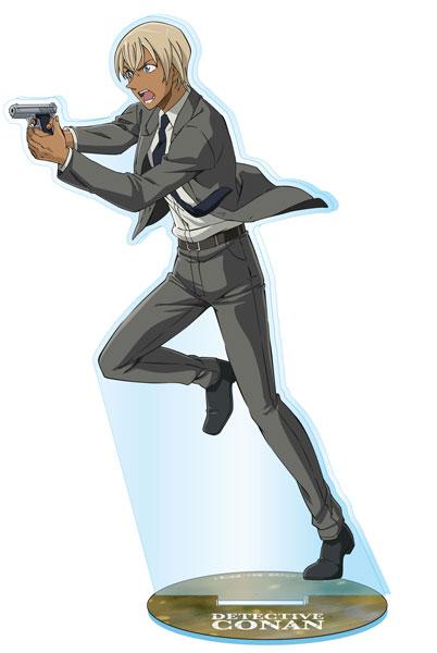 名探偵コナン Chase!(追跡)シリーズ アクリルスタンド 安室透[ツインクル]《発売済・在庫品》