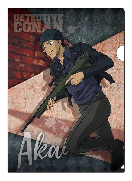 名探偵コナン Chase!(追跡)シリーズ クリアファイル 赤井秀一[ツインクル]《在庫切れ》