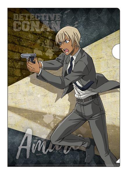 名探偵コナン Chase!(追跡)シリーズ クリアファイル 安室透[ツインクル]《03月予約》