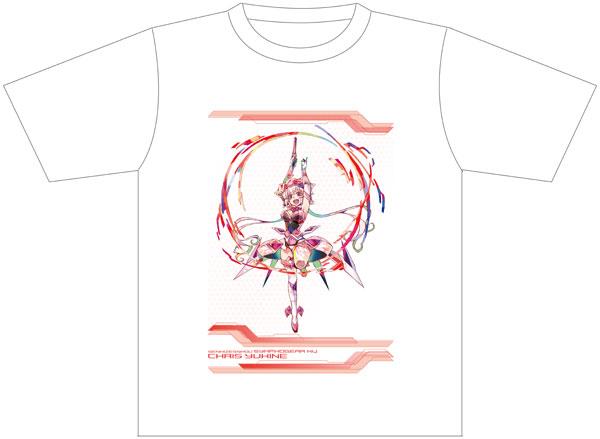 戦姫絶唱シンフォギアXV PALE TONE series Tシャツ 雪音クリス[コンテンツシード]《在庫切れ》