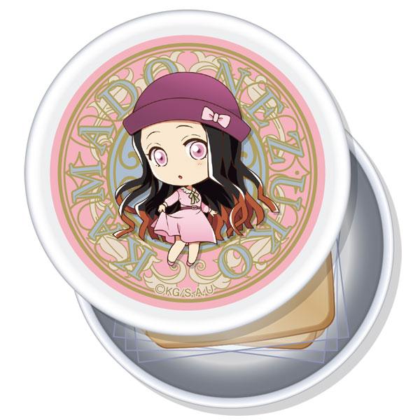 【限定販売】鬼滅の刃 ~キメツモダン~ 缶入りクッキー 2.竈門禰豆子[あみあみ]《在庫切れ》