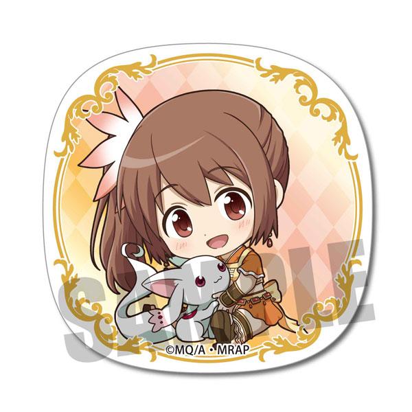 ぎゅぎゅっとシール マギアレコード 魔法少女まどか☆マギカ外伝 由比鶴乃[ベルハウス]《在庫切れ》