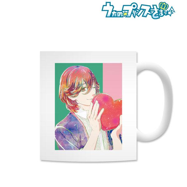 うたの☆プリンスさまっ♪ 寿嶺二 Ani-Art マグカップ[アルマビアンカ]《発売済・在庫品》