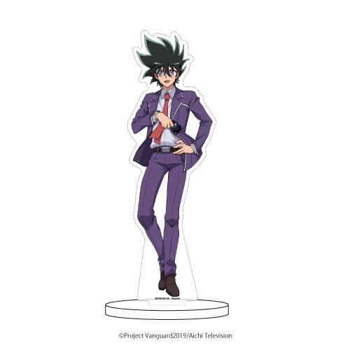 キャラアクリルフィギュア「カードファイト!! ヴァンガード」05/新田新右衛門[A3]《在庫切れ》