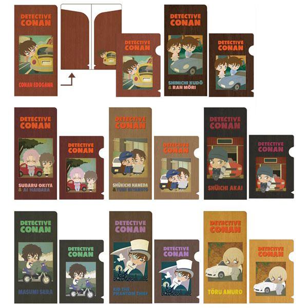 名探偵コナン ミニクリアファイルコレクション ビンテージポップ カーグラフィック 8個入りBOX[アヴェンジャーズ]《在庫切れ》