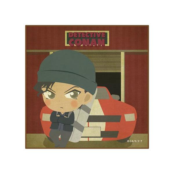 名探偵コナン ビンテージポップ カーグラフィック ミニタオル 赤井[アヴェンジャーズ]《発売済・在庫品》