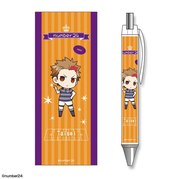 number24 ボールペン デザイン08(内梨大成)[ライセンスエージェント]《在庫切れ》