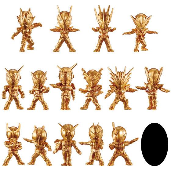 仮面ライダーゴールドフィギュア02 16個入りBOX (食玩)[バンダイ]【同梱不可】【送料無料】《在庫切れ》