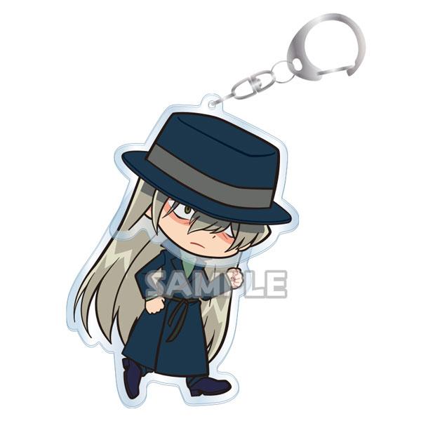 名探偵コナンランナー 真実への先導者[コンダクター] 首振りアクリルキーホルダー ジン[ブシロードクリエイティブ]《在庫切れ》
