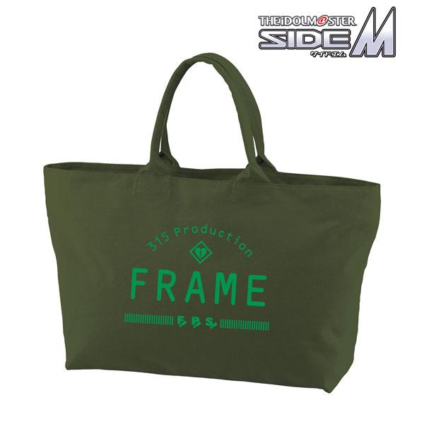 アイドルマスター SideM 315Pro FRAME BIGトートバッグ[アルマビアンカ]《在庫切れ》