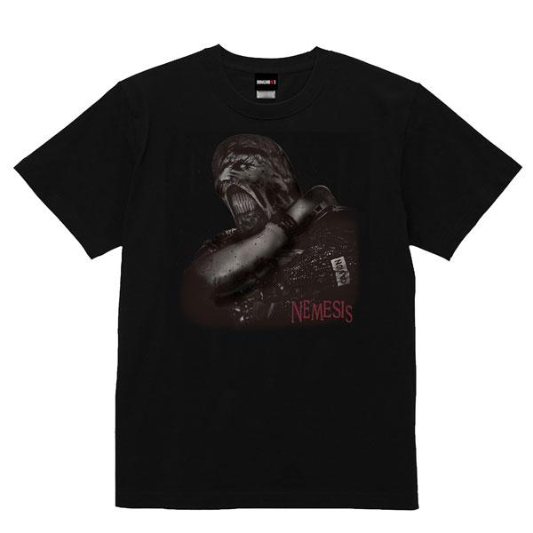 バイオハザード RE:3 Tシャツ ネメシス XL[カプコン]《07月予約》