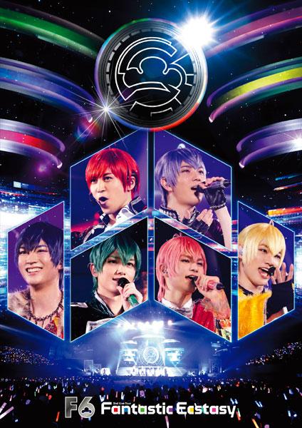 DVD おそ松さん on STAGE F6 2nd LIVEツアー「FANTASTIC ECSTASY」[エイベックス]《在庫切れ》
