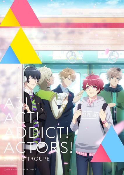 DVD アニメ『A3!』 1[ポニーキャニオン]《在庫切れ》