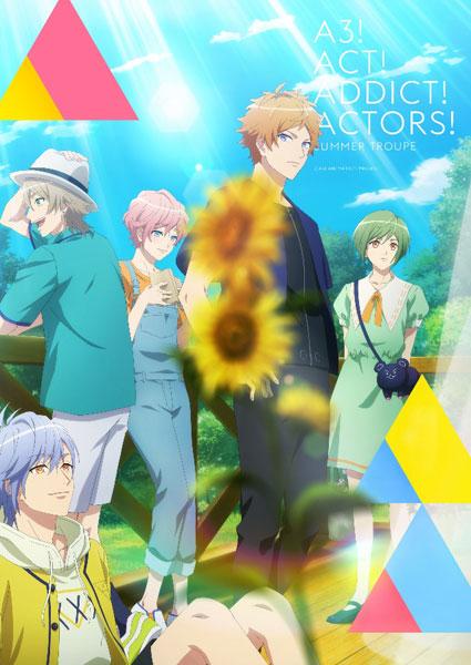 DVD アニメ『A3!』 3[ポニーキャニオン]《在庫切れ》