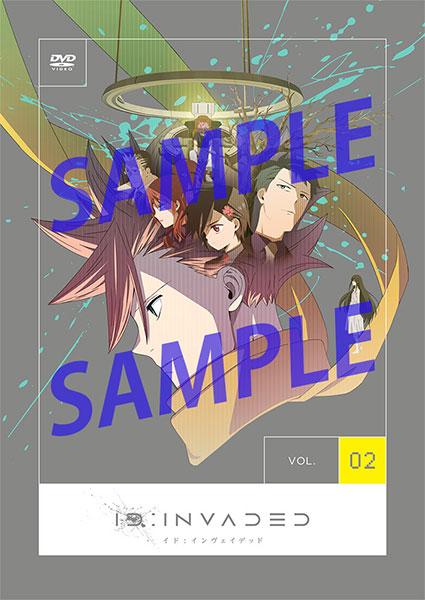 DVD ID:INVADED イド:インヴェイデッド Vol.2[KADOKAWA]《在庫切れ》