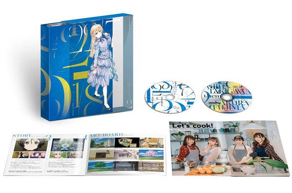 DVD アニメ 22/7 Vol.2 完全生産限定版[アニプレックス]《在庫切れ》