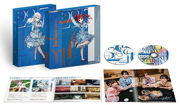 BD アニメ 22/7 Vol.4 完全生産限定版 (Blu-ray Disc)[アニプレックス]《発売済・在庫品》