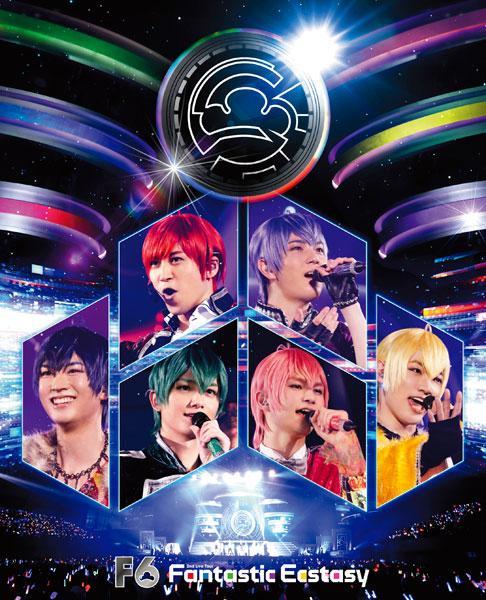 BD おそ松さん on STAGE F6 2nd LIVEツアー「FANTASTIC ECSTASY」 豪華ECSTASY盤 (Blu-ray Disc)[エイベックス]《07月予約》