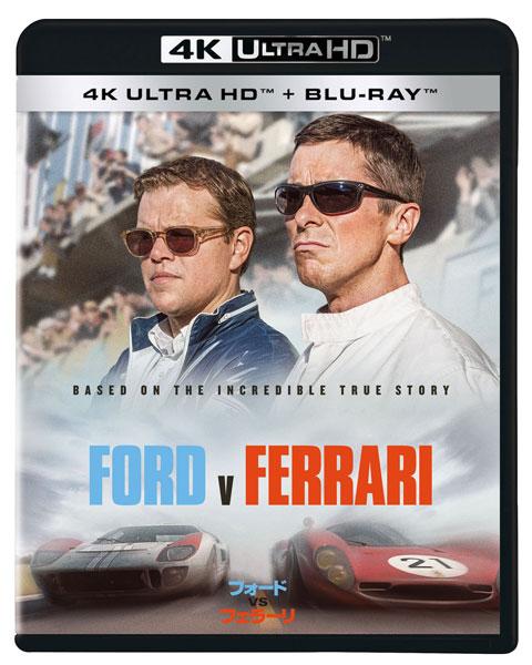 UHD BD フォードvsフェラーリ 4K UHD (Blu-ray Disc)[ウォルト・ディズニー・スタジオ・ジャパン]《在庫切れ》