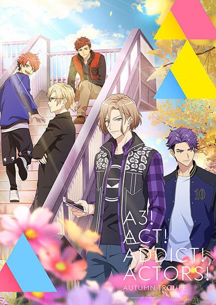 DVD アニメ『A3!』第5巻[ポニーキャニオン]《12月予約》