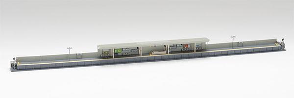 4281 対向式ホームセット(都市型)[TOMIX]《発売済・在庫品》