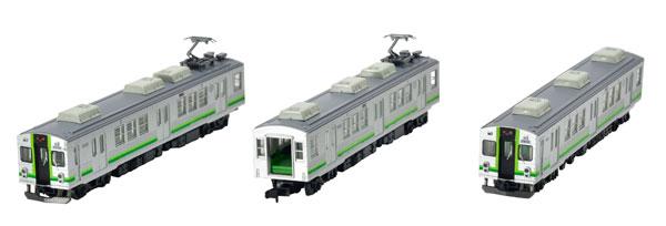 鉄道コレクション 養老鉄道7700系TQ12編成(緑歌舞伎)3両セットA[トミーテック]《在庫切れ》