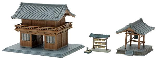 建物コレクション 029-4 お寺B4[トミーテック]《発売済・在庫品》