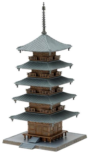 建物コレクション 030-4 お寺C4[トミーテック]《発売済・在庫品》