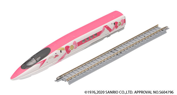 FMC-01 ファーストカーミュージアム JR 500-7000系山陽新幹線(ハローキティ新幹線)[TOMIX]《在庫切れ》