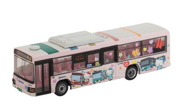 ザ・バスコレクション 西鉄バス北九州 ハローキティバス[トミーテック]《在庫切れ》