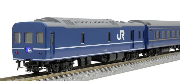 98704 JR 24系25形特急寝台客車(北斗星・JR東日本仕様)基本セットB(7両)[TOMIX]【送料無料】《08月予約》