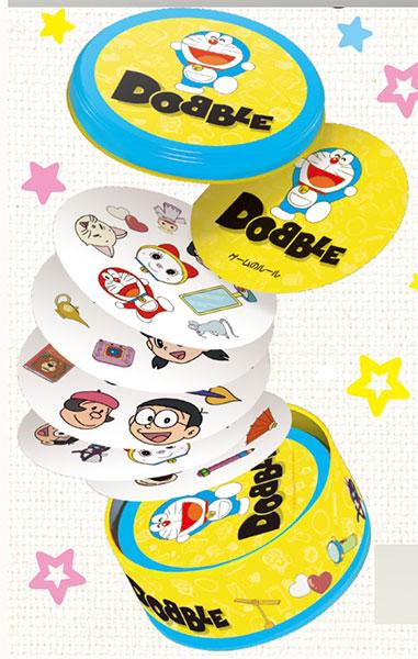 カードゲーム ドラえもん DOBBLE(ドブル)(再販)[エンスカイ]《在庫切れ》