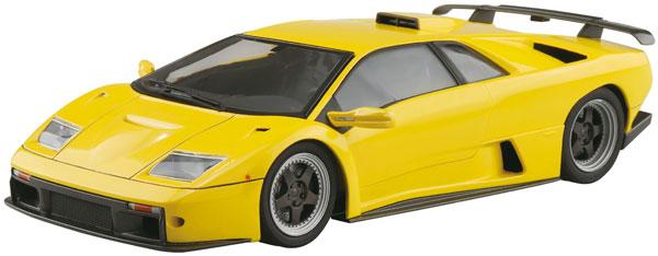 ザ・スーパーカー No.5 1/24 '99 ランボルギーニ ディアブロ GT プラモデル[アオシマ]《04月予約》