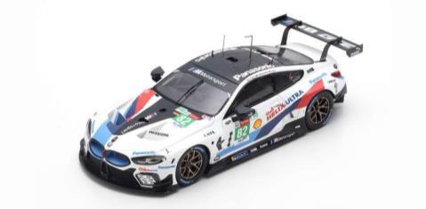 1/43 BMW M8 GTE No.82 BMW Team MTEK 24H Le Mans 2018 A. Farfus - A. Felix da Costa - A. Sims[スパーク]《04月仮予約》