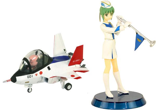LDPシリーズ 先進技術実証機 X-2 自衛官フィギュア付き 2(山口美南 3等空尉 音楽まつり女子演技服) プラモデル[ピットロード]《02月予約》