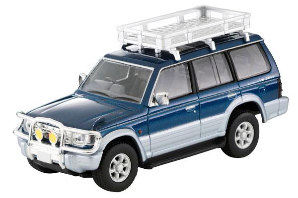 トミカリミテッドヴィンテージ ネオ LV-N206a 三菱パジェロ VR オプション付(青/銀)[トミーテック]《06月予約》